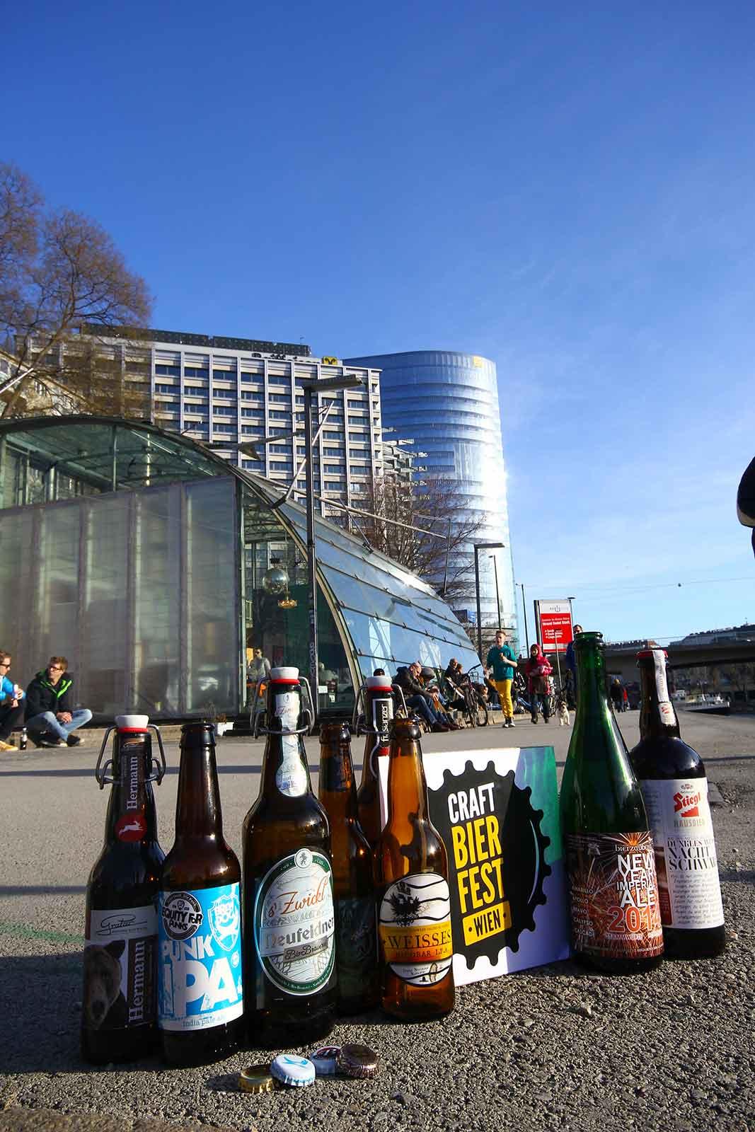 Craftbier Fest Bottles