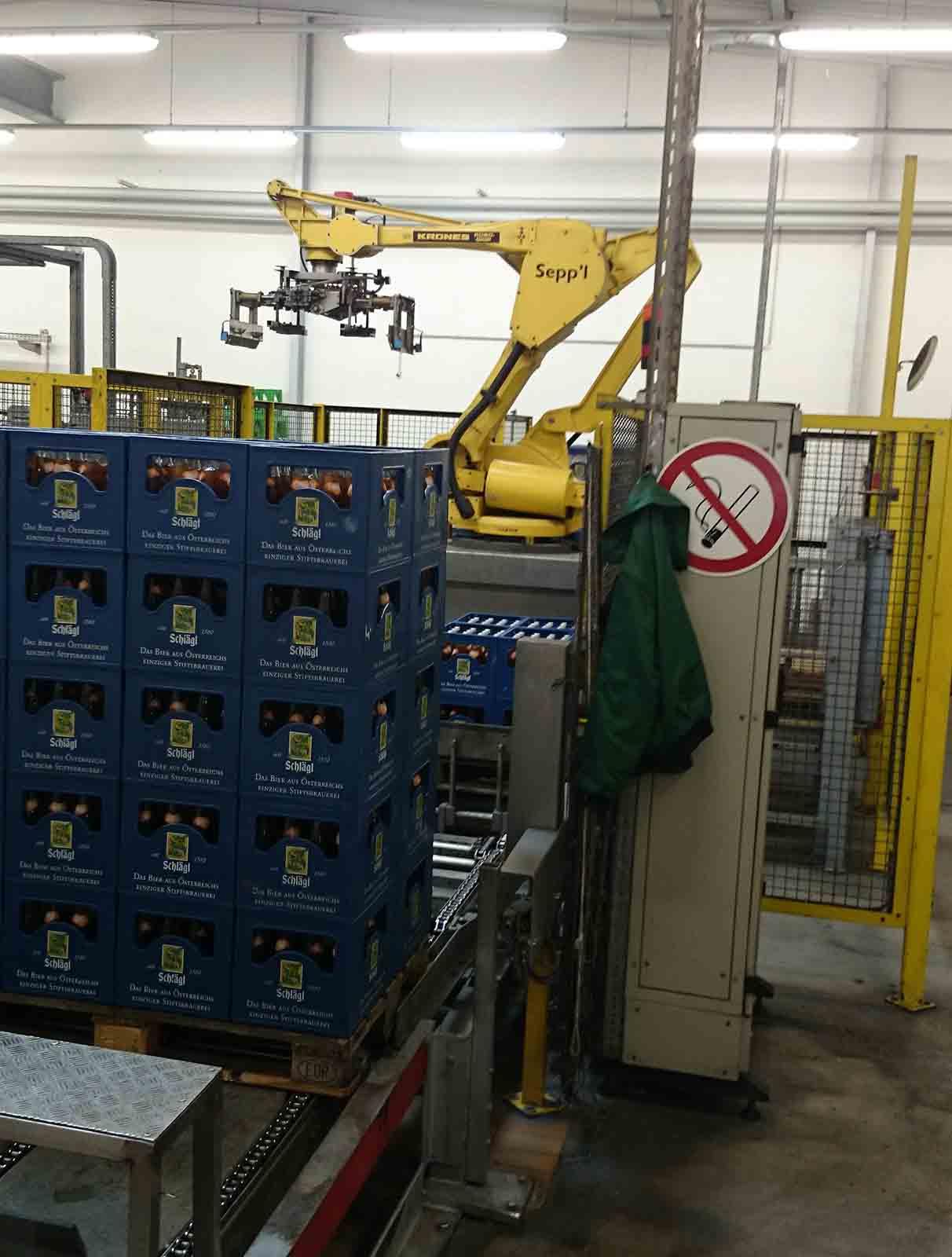 Roboter Seppl bei Freistaedter