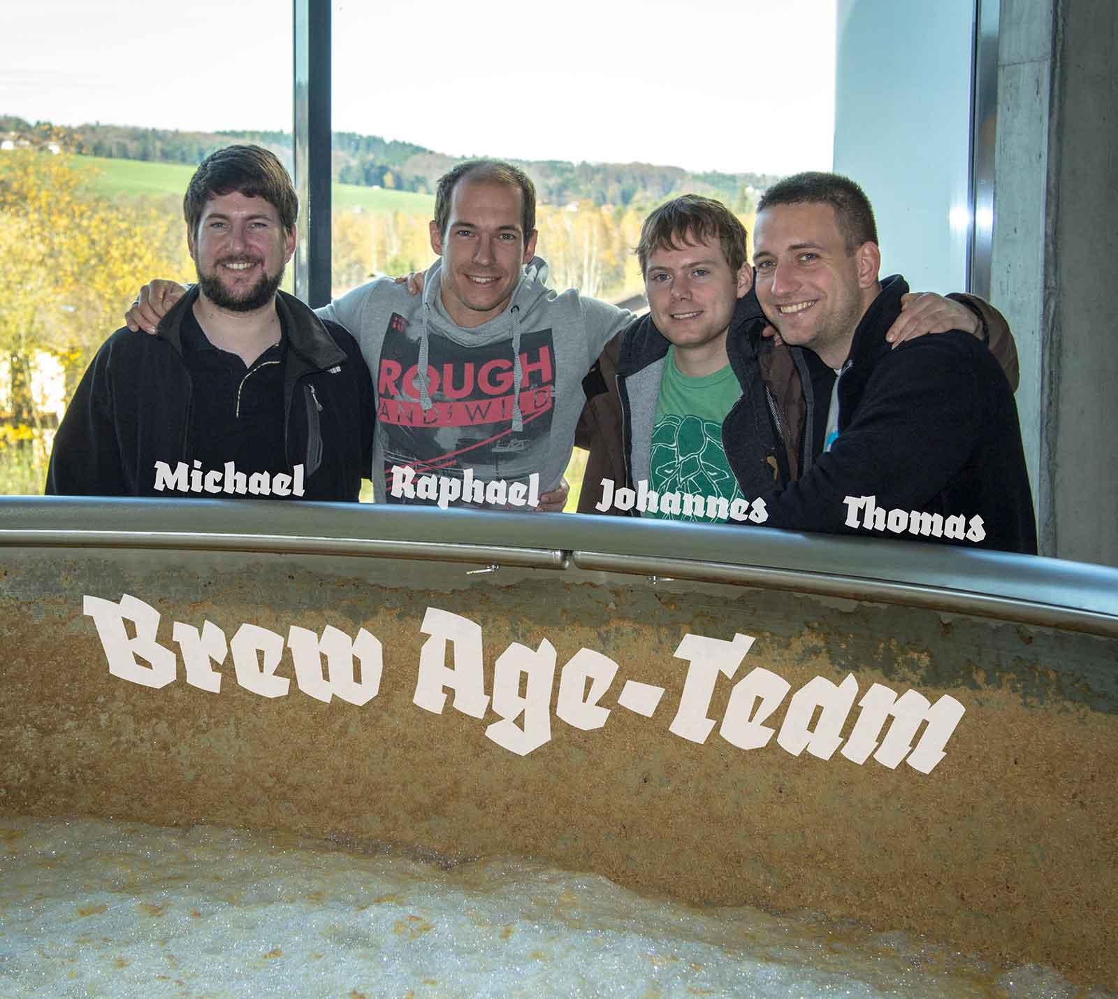 Brew Age - Das Team