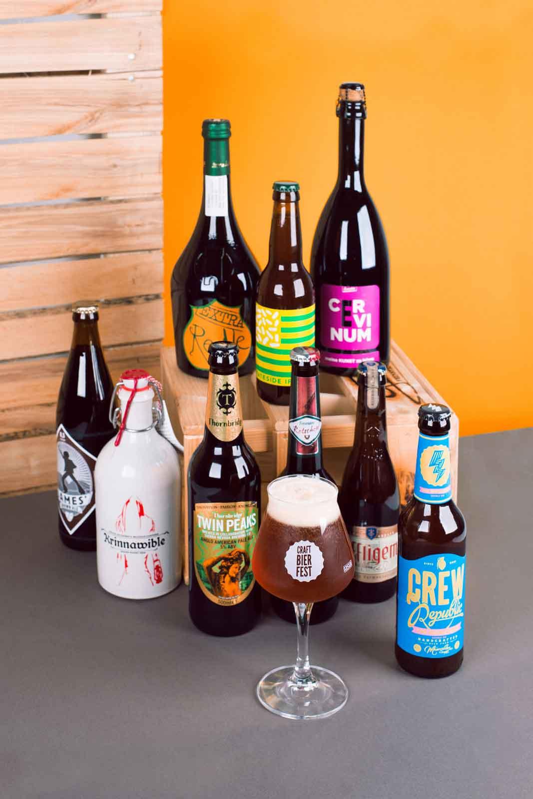 Craftbierfest Biere