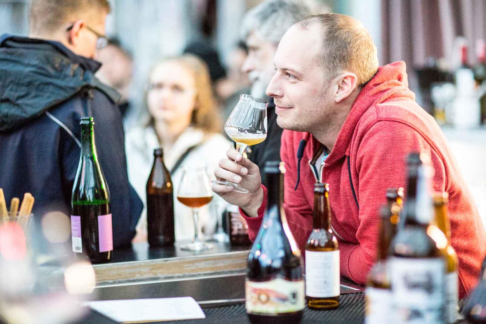 Craft Bier Fest Stimmung