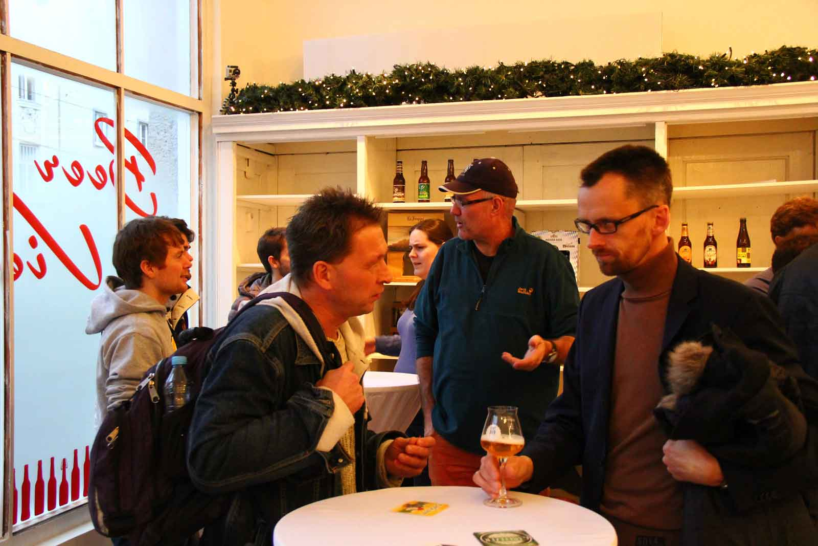 BeerStoreVienna Gäste