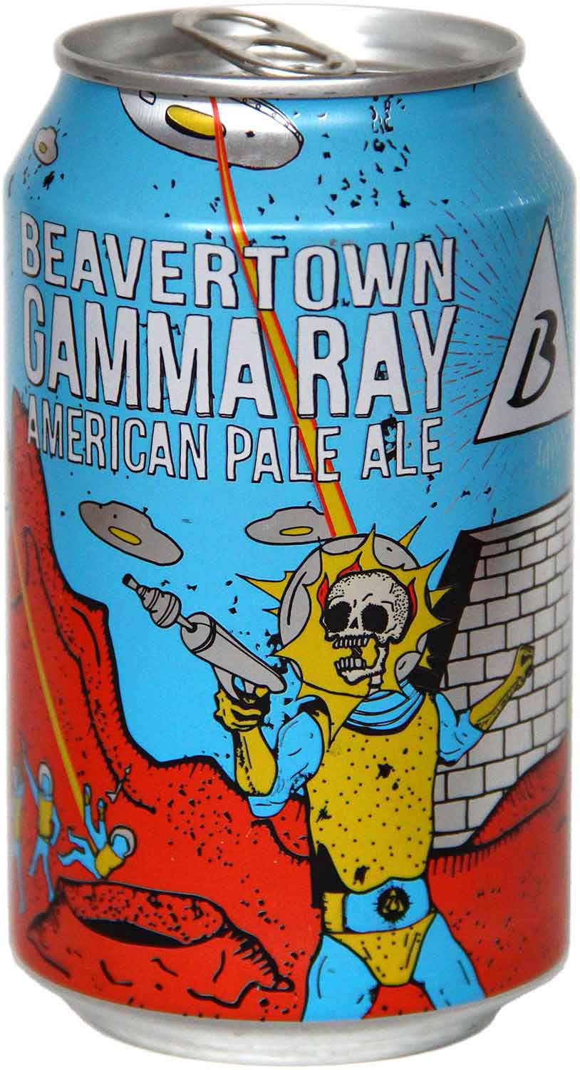 Gamma Ray Can