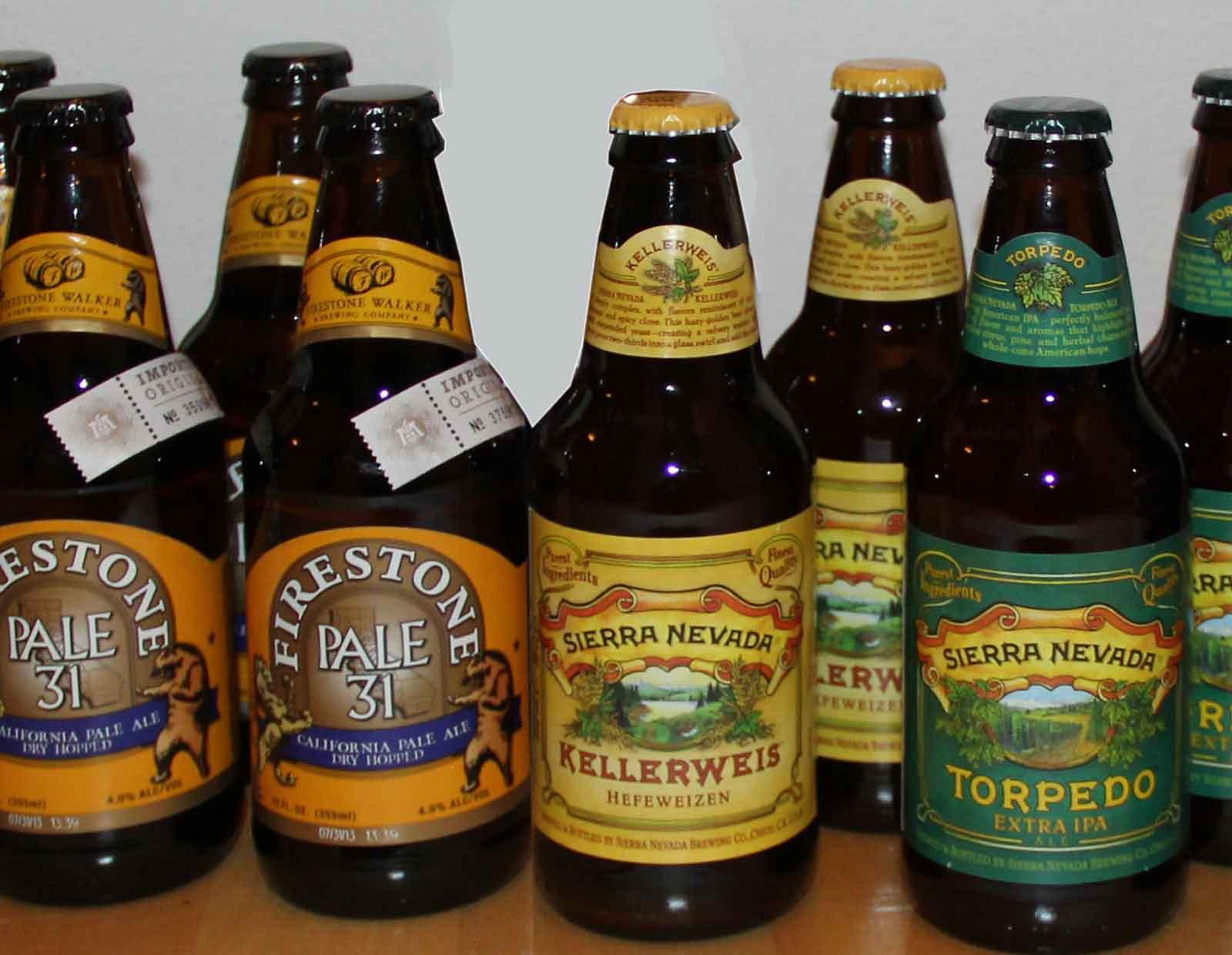 Amerikanisches Bier
