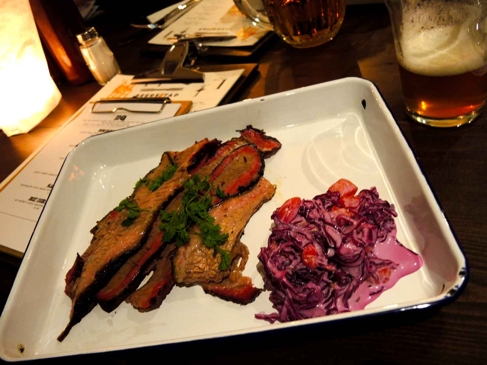 The brickmakers pairt food und craftbier f r wien in for Bar food night neue heimat